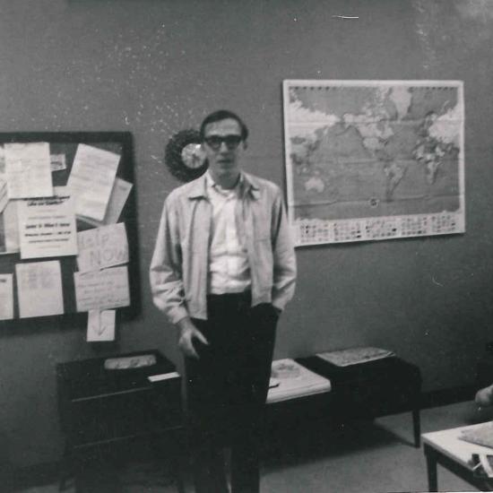 Bob, 1965, age 25