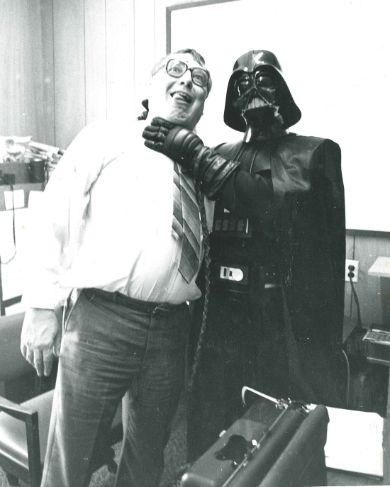 bob and darth