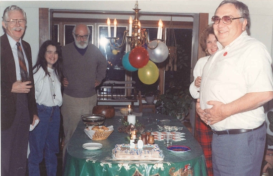 Bob Litton's 50th Brithday Anniversary Party 1989