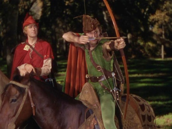 Adventures of Robin Hood(1938).docx