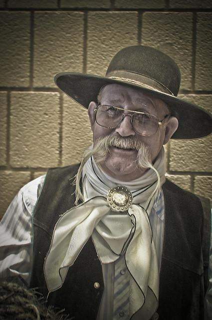 Cowboy Dude Poet