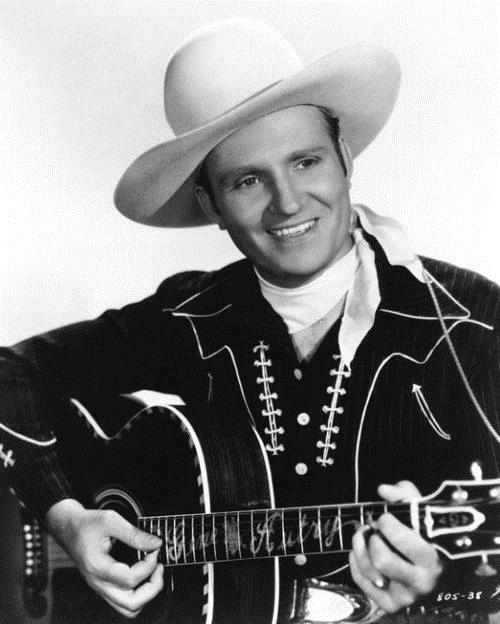 Gene Autry: An Appreciation | The Vanity Mirror